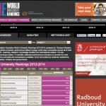 【THE世界大学ランキング2013-14】東大が今回もアジア首位に…世界上位20大学をチェック
