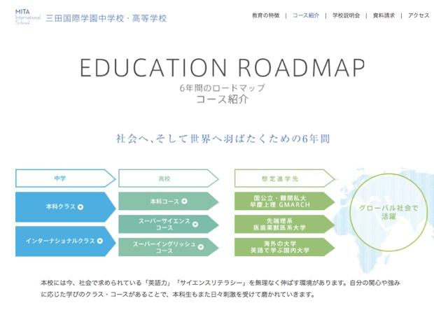 三田国際学園中学校・高等学校2