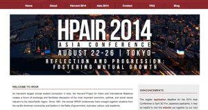 HPAIR2014