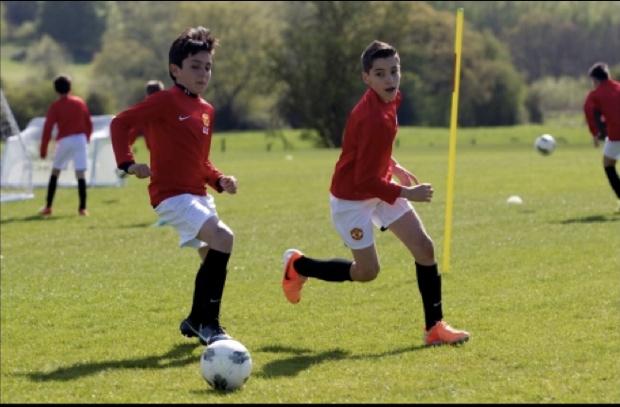 Manchester United Soccer Schools2014summer