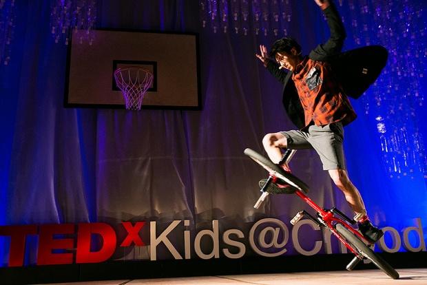 「TEDxKids@Chiyoda」は、TEDより公式ライセンスを受けて開催される日本で唯一の子どもや教育をテーマにしたイベント。
