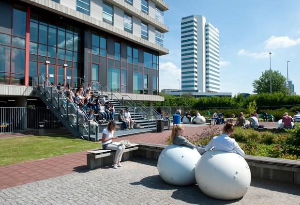 ロッテルダム応用科学大学。