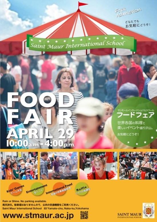 sain maur FoodFair2015