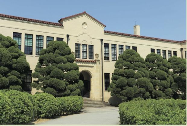 西宮上ヶ宮キャンパス。