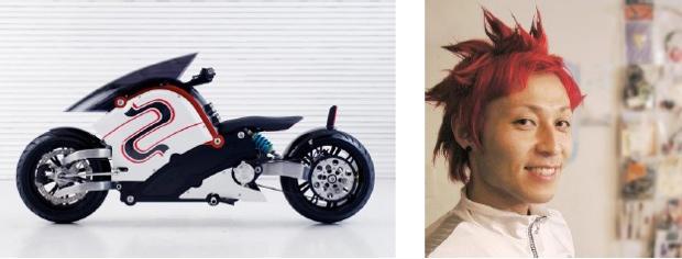 最新型の電動バイク「zecOO (ゼクウ)」を開発。一台づつハンドメイドで作り上げられるこのバイクは、日本のものづくりを象徴するような乗り物。キャンプで第1号モデルが登場する予定。