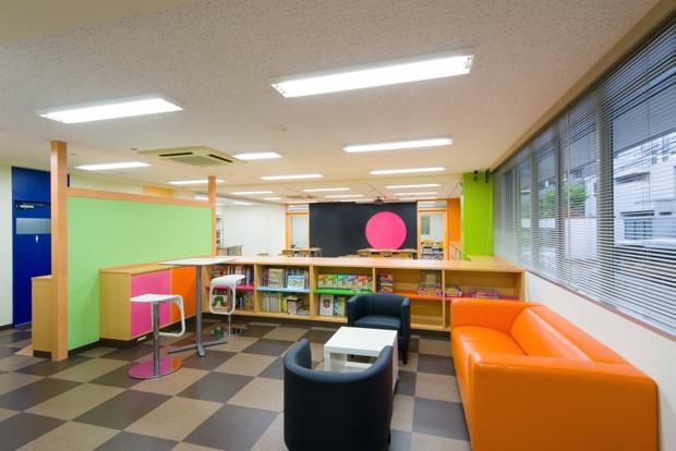 プレ初等部は、中野のTCS校舎内に開設される予定。