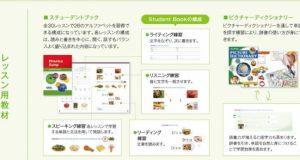教材では、イラストではなく写真を使用し、日本の四季や生活のなかで体験するものを素材としているそうですよ。