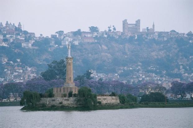 首都・アンタナナリボ市。