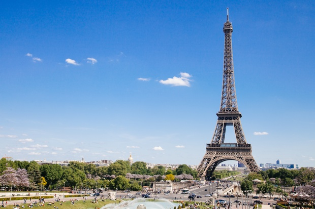 Eiffel Tower – Paris http://barnimages.com/