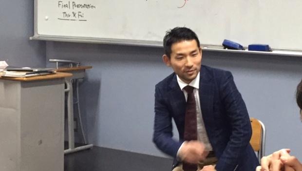 高橋一也先生