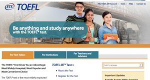 TOEFL Test Preparation