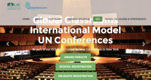 高校模擬国連国際大会
