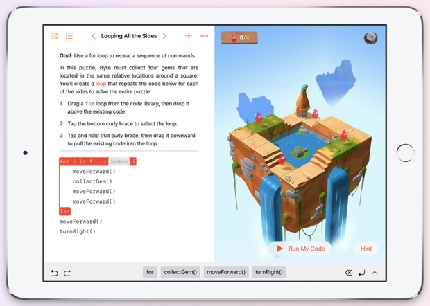 Swift Playgroundsは、6月14日からデベロッパー向けにプレビューされていましたが、ようやくユーザー向けにApp Storeから無料で入手できるようになった、という次第。