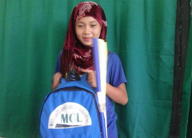 カトリックが大半のフィリピンで、ミンダナオにはムスリムの人々も暮らしています。