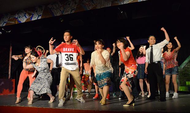 1995年からKALSが毎年4月に発表している、英語ミュージカル。オーディションで選ばれた生徒のみが舞台に立つことができる青春の一幕。