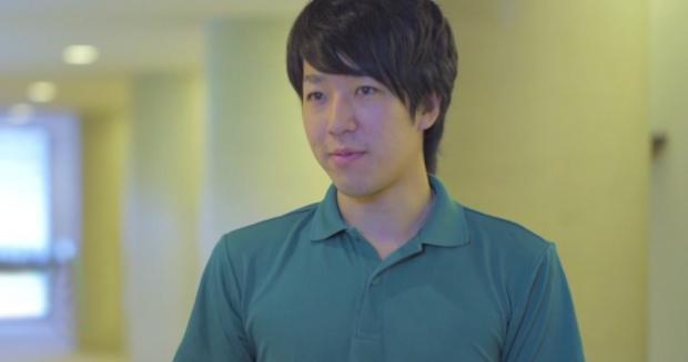 嶋津幸樹氏。