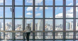 Inside Tokyo Tower / IQRemix