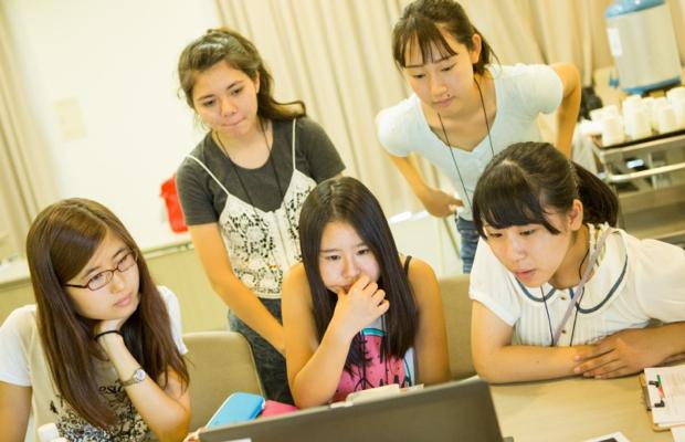 高校生グローバル体験キャンプ2