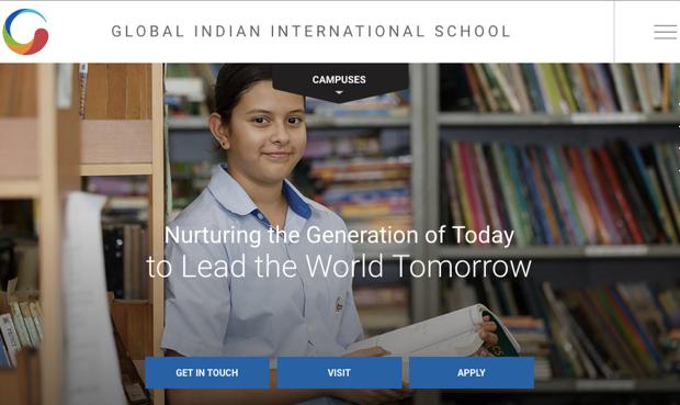 GIISは、シンガポールで2002年に創設。現在では、マレーシア、日本、タイ、UAEなど7ヵ国に20キャンパスを展開し、1万5000名の生徒が学んでいます。