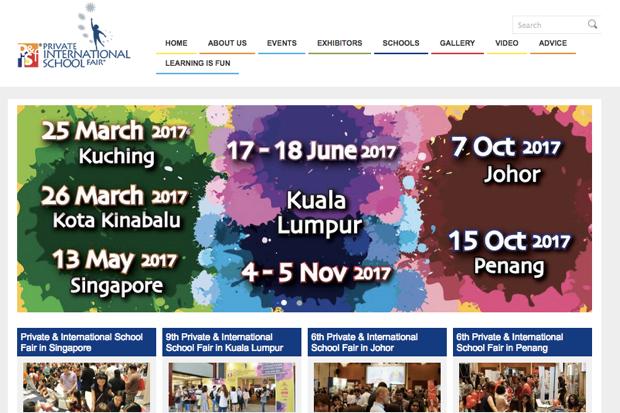 主催者は、マレーシアの教育機関をまとめたガイドブック「Education Destination Malaysia」を発行している、「ミント・コミュニケーションズ Mint Communications」。