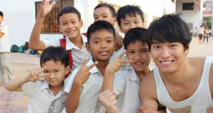 カンボジアスタディツアー2