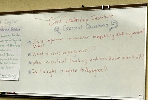 Civic Leadership