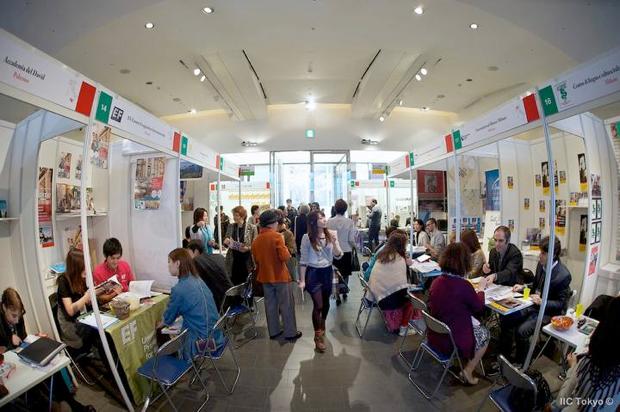 このフェアは、年に1度開催されている日本最大規模のイタリア留学イベントで、今回で11回目を迎えます。2016年度の来場者数2400名。